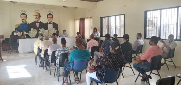 APROBACION Y JURAMENTACION DEL CONSEJO DE DESARROLLO MUNICIPAL
